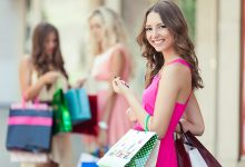 Photo of Ladies and Shopping