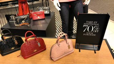 Photo of Cut Costs in the Coach Outlet Store – Discount Coach