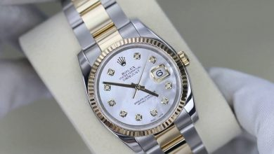 Photo of Rolex Oyster pearl model